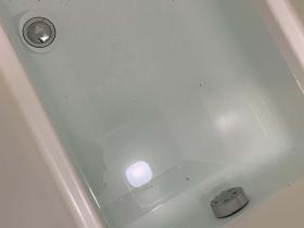 湯はりをすると汚れが酷い!